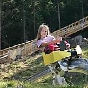 Sommerrodelbahn Stubai der Serlesbahnen Mieders