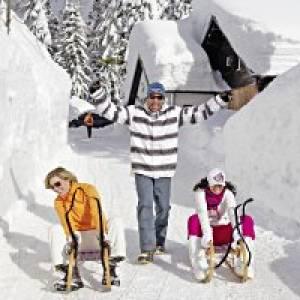 Skigebiet Nassfeld