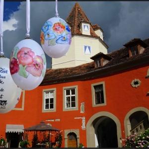 Schloss Kornberg Osterausstellung