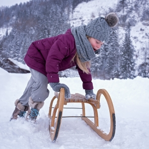 Symbolfoto Ski- und Rodelgebiet Salzstiegl