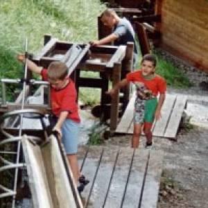 7 Mühlen in Pfarrwerfen