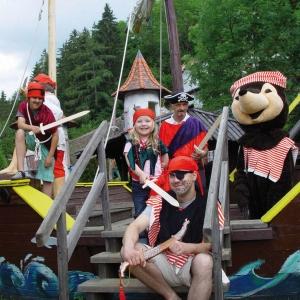 Kindergeburtstag im Freizeitpark Märchenwald Steiermark