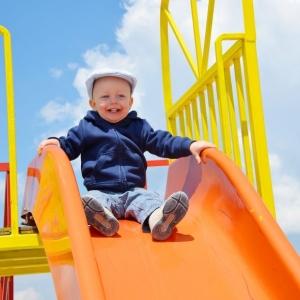 Neustift Kinderspielplatz
