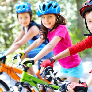 Symbolfoto Käferbohnen-Radtour für Familien