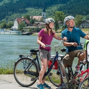 Radtour Donau Touristik