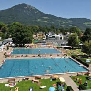 Salzburg Freibad Volksgarten