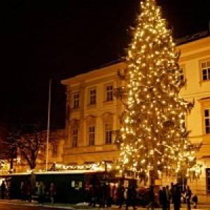 Weihnachtsmarkt Salzburg Schloss Mirabell