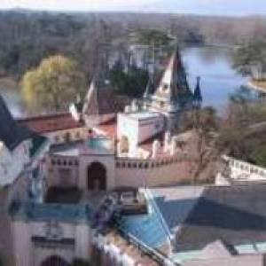 Franzensburg im Schlosspark Laxenburg
