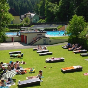 Schwimmbad St. Aegyd