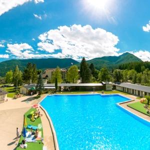 Schwimmbad Glischtal