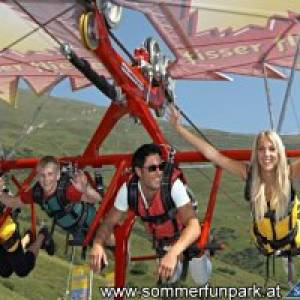 Fisser Flieger in Serfaus-Fiss-Ladis