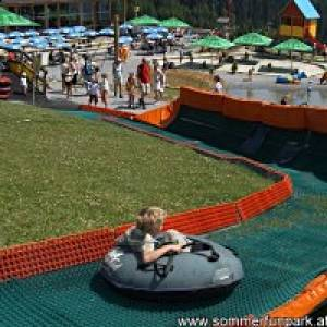 Sommer-Funpark Fiss  in Serfaus-Fiss-Ladis