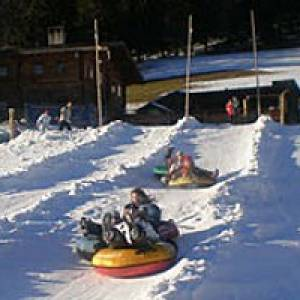 Rösteralm Snowtubbing
