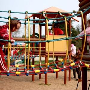 Symbolfoto Kinderspielplatz Viehhofen
