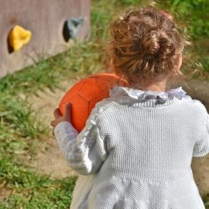 Spielplatz bei der Schärf-Siedlung in Mattersburg