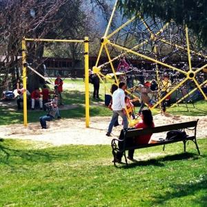 Spielplatz Wildpark Altenfelden