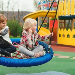 Kinderspielplatz am Riedberg von Ried im Innkreis