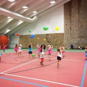Klettern, bouldern, Tischtennis und mehr im sport.park.lech