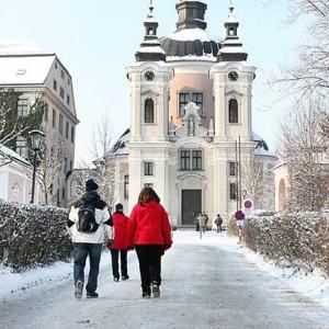 Winterwanderung: Rundwanderweg Steyr - Christkindl - Steyr