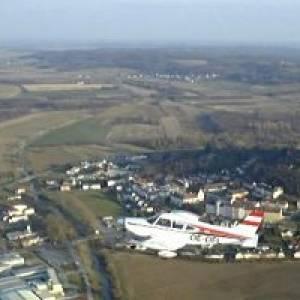 Punitz Flug in St. Michael: Rundflüge im Burgenland