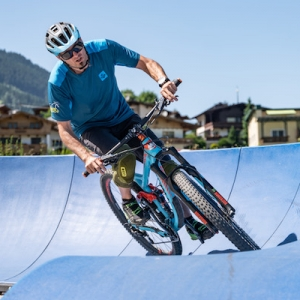 Pumptrack in Hochzillertal