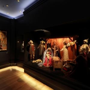 Krippenausstellung im Schlossmuseum Linz