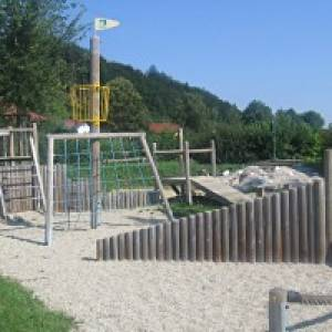 Kinderspielplatz in Helpfau – Uttendorf