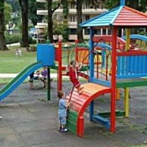 Velden Spielplatz