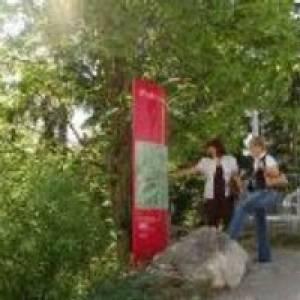 Waldlehrpfad am Karren in Dornbirn