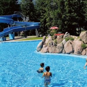Waldschwimmbad Lech