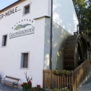 Wassermühle Markt Neuhodis