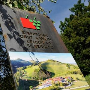 Erlebnis-Weinlehrpfad der Weinbauschule Silberberg