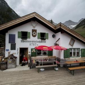 Wanderung von Leutasch zur Wettersteinhütte