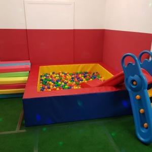 Indoorspielplatz und Kinderspieleraum WORLD4KIDS