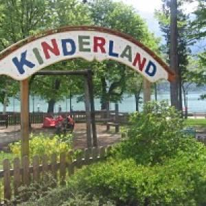 Spielplatz im Stadtpark Zell am See
