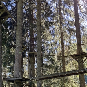 Hochseilpark und Jump & Slide