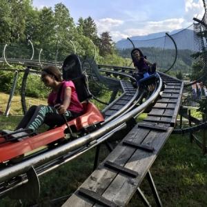Mami-Check: Alpine Coaster Windischgarsten