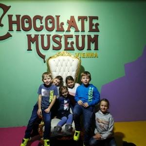 Mami-Check: Geburtstag im Chocolate Museum