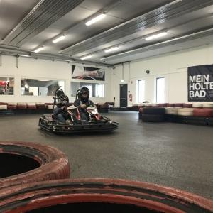 Mami-Ceck: E-Go Kart fahren