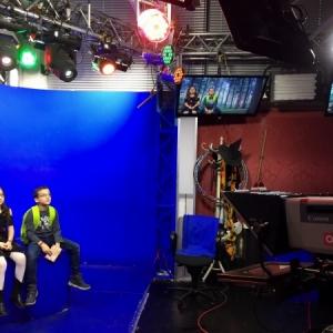 ORF Backstage Kindergeburtstag