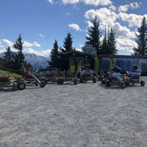 Mami-Check: Mountain GoKart Rohrmoos