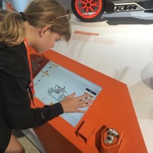 Mami-Check: KTM Motohall