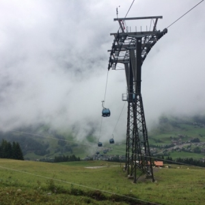 Mami-Check: Flying Fox Leogang