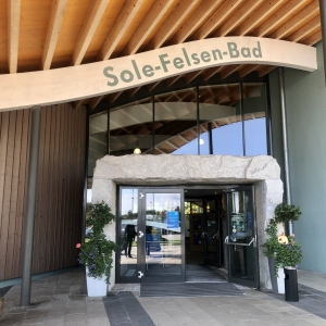 Sole Felsen Bad