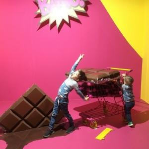 Mami-Check: Chocolate Museum Vienna