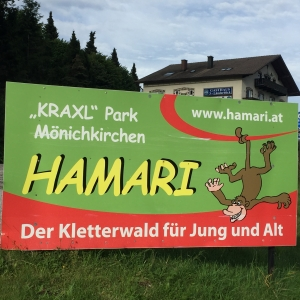 Hamari Kletterpark