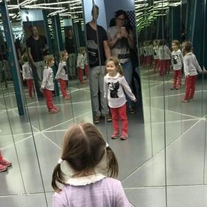 Museum der Ilusionen, Mami-Check