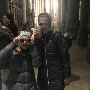 Kinderführung im Dom Linz