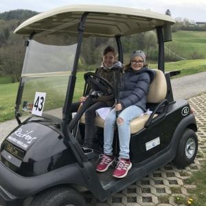 Mami-Check Familien-Course Reiters Golfschaukel