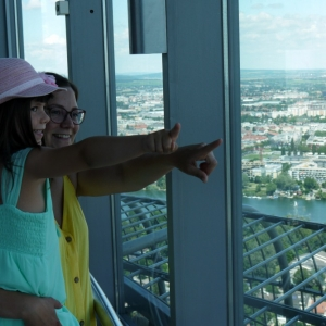Mami-Check: Donauturm